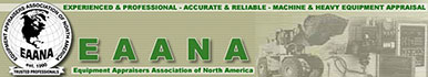 Equipment Appraisers Association of North America